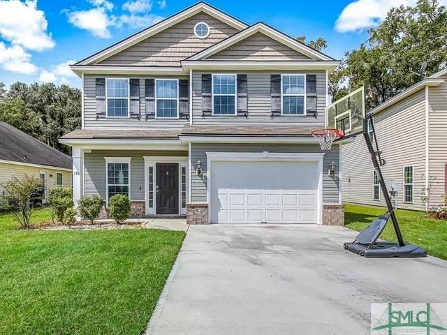 186 Calm Oak Circle, Savannah, GA 31419 (MLS #256727) :: Heather Murphy Real Estate Group
