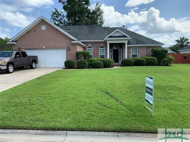 131 Steven Street, Richmond Hill, GA 31324 (MLS #256728) :: Coastal Savannah Homes
