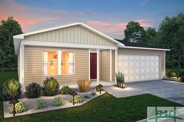 75 Lake Pamona Road #038, Midway, GA 31320 (MLS #256743) :: Keller Williams Coastal Area Partners