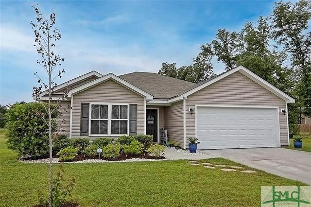 401 Sawtooth Oak Lane, Springfield, GA 31329 (MLS #256752) :: Keller Williams Coastal Area Partners