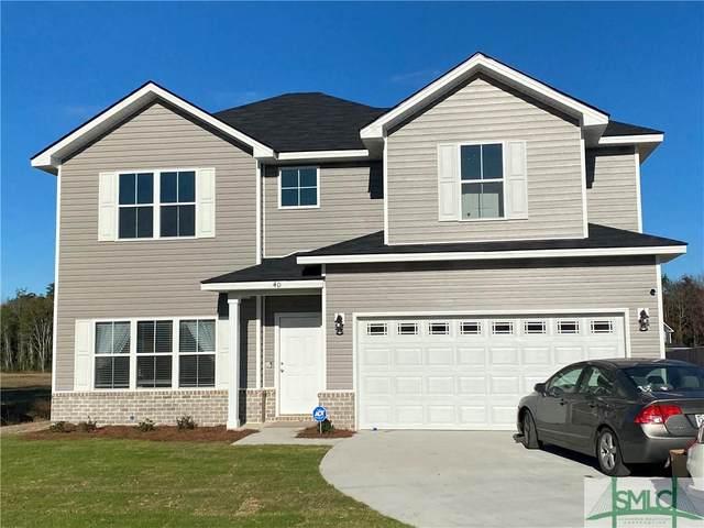 40 Ruth Court SE, Ludowici, GA 31316 (MLS #256754) :: Keller Williams Coastal Area Partners