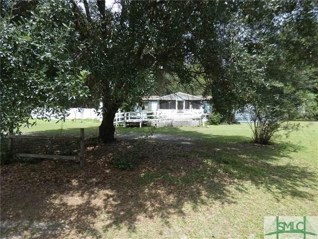 134 Badger Road, Guyton, GA 31312 (MLS #256756) :: Teresa Cowart Team