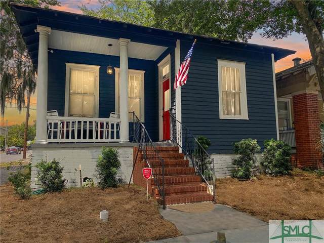 602 E 40th Street, Savannah, GA 31401 (MLS #256757) :: McIntosh Realty Team