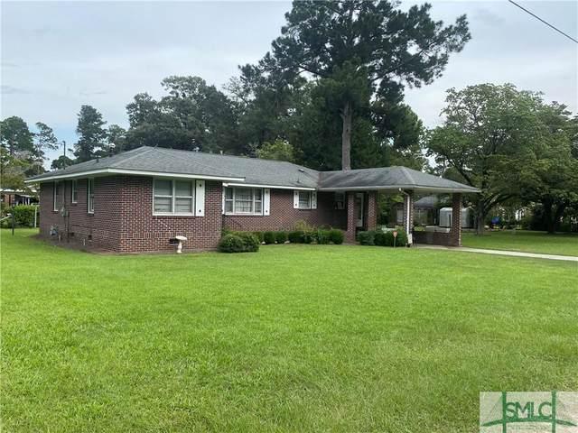 306 Pinehaven Street, Millen, GA 30442 (MLS #256765) :: Keller Williams Coastal Area Partners