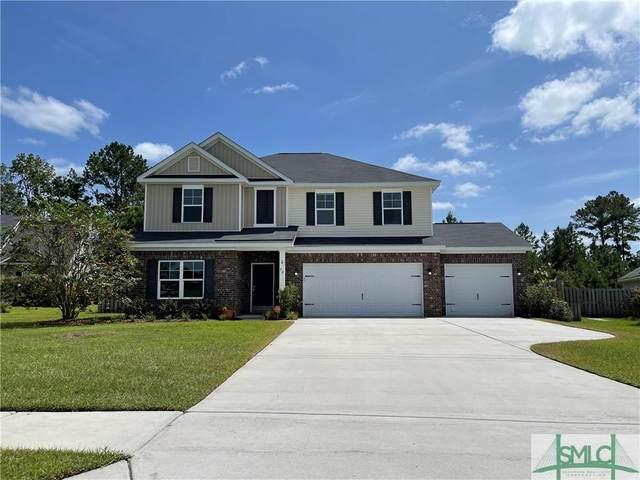 72 Saddlebrush Road, Ellabell, GA 31308 (MLS #256772) :: The Allen Real Estate Group
