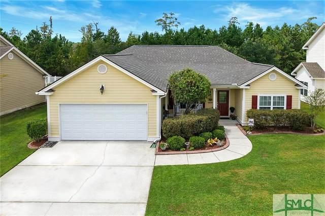 60 Gateway Drive, Pooler, GA 31322 (MLS #256778) :: Heather Murphy Real Estate Group