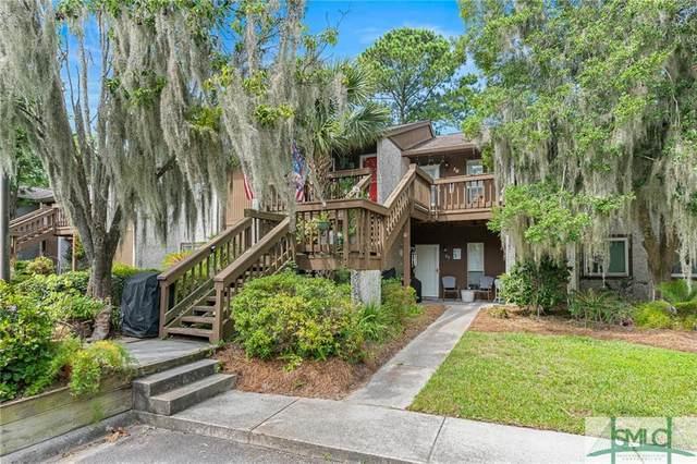 70 Bull River Bluff Drive, Savannah, GA 31410 (MLS #256794) :: The Allen Real Estate Group