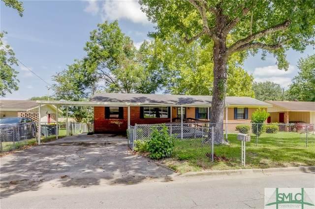 46 E Fairmont Avenue, Savannah, GA 31406 (MLS #256795) :: Heather Murphy Real Estate Group