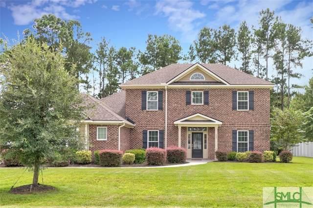 104 Sapphire Circle, Guyton, GA 31312 (MLS #256797) :: Heather Murphy Real Estate Group