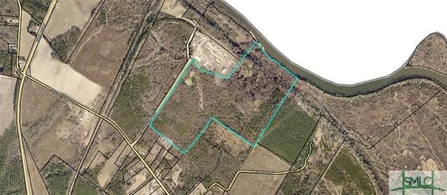 326 Gold Kist Road, Clyo, GA 31303 (MLS #256811) :: Keller Williams Realty Coastal Area Partners