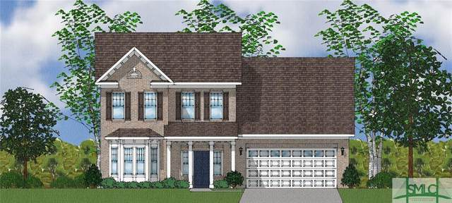 4119 Castleoak Drive, Richmond Hill, GA 31324 (MLS #256815) :: The Arlow Real Estate Group