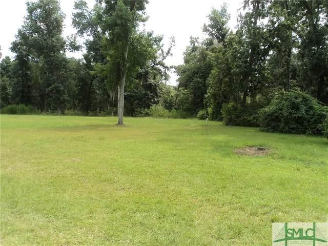 Lots 12-D & 13-D Sir Edward Teach Road, Midway, GA 31320 (MLS #256834) :: Heather Murphy Real Estate Group
