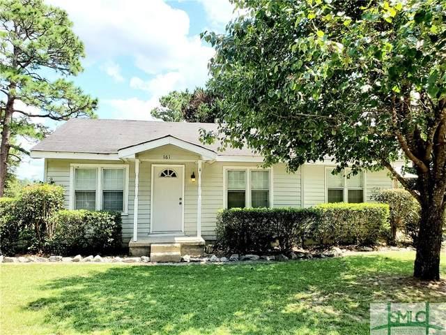 161 Hughes Road, Pembroke, GA 31321 (MLS #256836) :: Bocook Realty