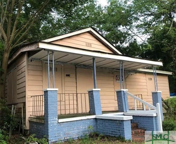 1716 Reynolds Street, Savannah, GA 31401 (MLS #256837) :: Keller Williams Coastal Area Partners