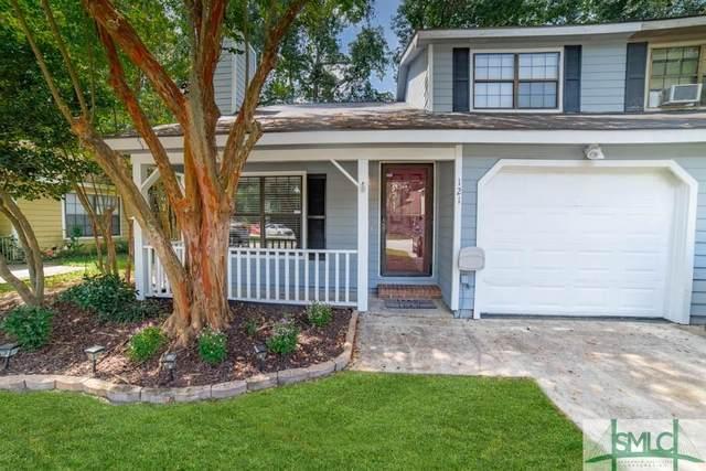 121 Holland Park Circle, Savannah, GA 31419 (MLS #256843) :: Heather Murphy Real Estate Group