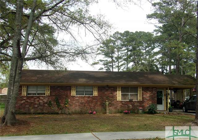 206 Holly Avenue, Pooler, GA 31322 (MLS #256844) :: Keller Williams Coastal Area Partners