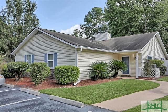 1401 King George Boulevard #17, Savannah, GA 31419 (MLS #256856) :: The Sheila Doney Team
