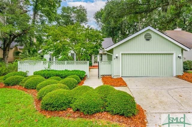 11 Hobcaw Lane, Savannah, GA 31411 (MLS #256866) :: Heather Murphy Real Estate Group