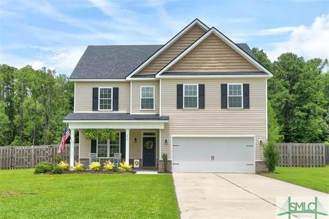 314 Keen Way, Guyton, GA 31312 (MLS #256868) :: Heather Murphy Real Estate Group