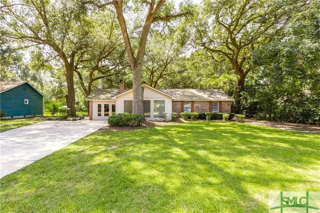 295 Kelly Davis Road, Richmond Hill, GA 31324 (MLS #256879) :: The Arlow Real Estate Group