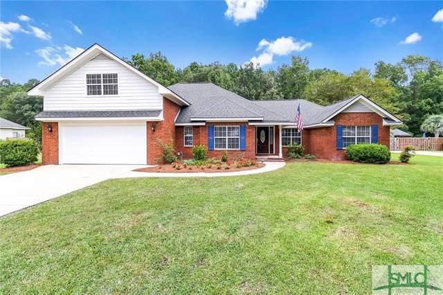 449 Sandhurst Drive, Richmond Hill, GA 31324 (MLS #256894) :: Heather Murphy Real Estate Group