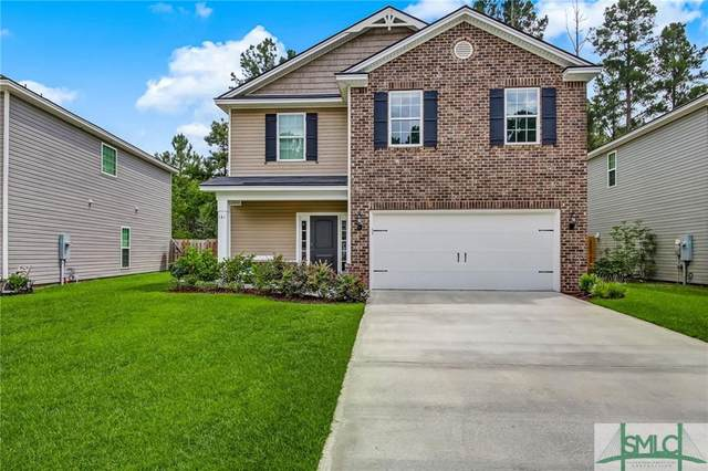 141 Red Maple Lane, Guyton, GA 31312 (MLS #256897) :: Coldwell Banker Access Realty