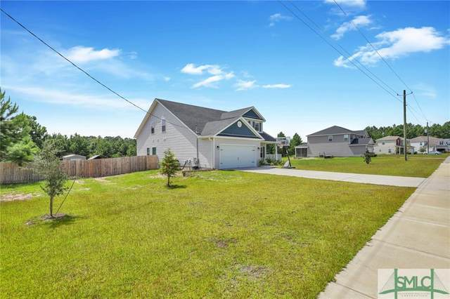 40 Saddlebrush Road, Ellabell, GA 31308 (MLS #256900) :: The Allen Real Estate Group