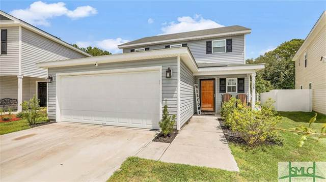 128 Ristona Drive, Savannah, GA 31419 (MLS #256904) :: Heather Murphy Real Estate Group