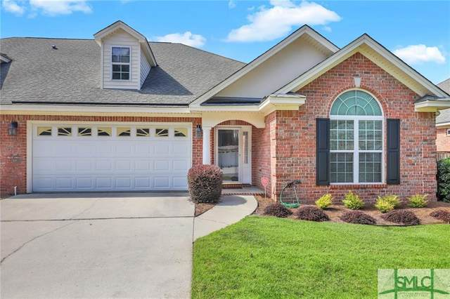 107 Wild Heron Villas Road, Savannah, GA 31419 (MLS #256906) :: Keller Williams Coastal Area Partners