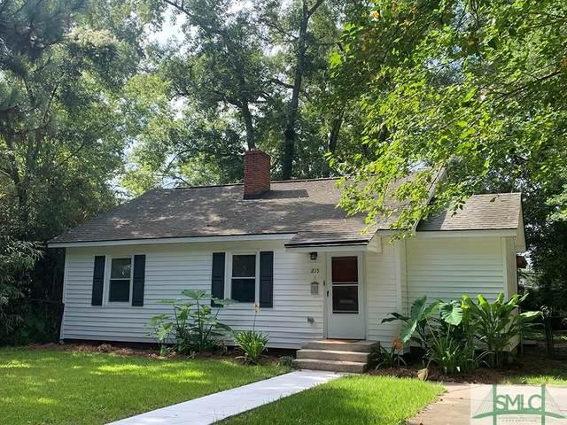 215 E 57th Street, Savannah, GA 31405 (MLS #256907) :: Keller Williams Coastal Area Partners