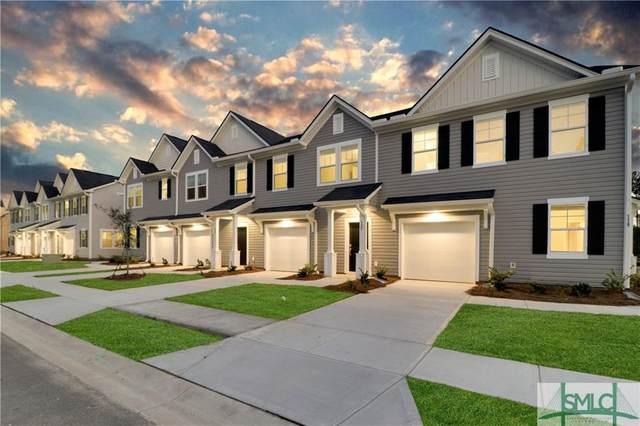 161 Benelli Drive, Pooler, GA 31322 (MLS #256919) :: The Arlow Real Estate Group