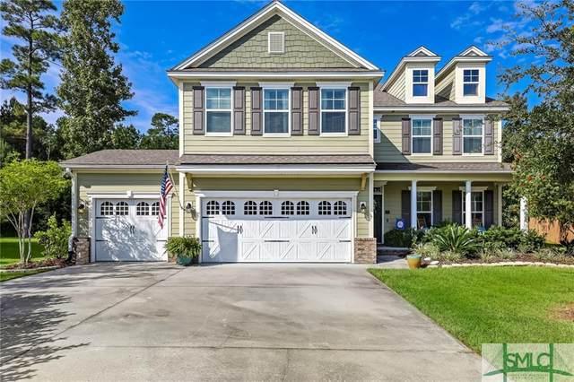 171 Moor Hen Landing, Savannah, GA 31419 (MLS #256924) :: Keller Williams Realty Coastal Area Partners