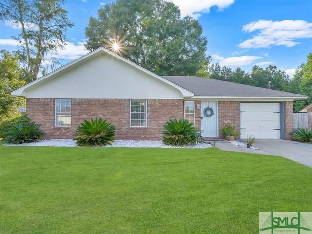 952 Black Willow Drive, Hinesville, GA 31313 (MLS #256925) :: Teresa Cowart Team