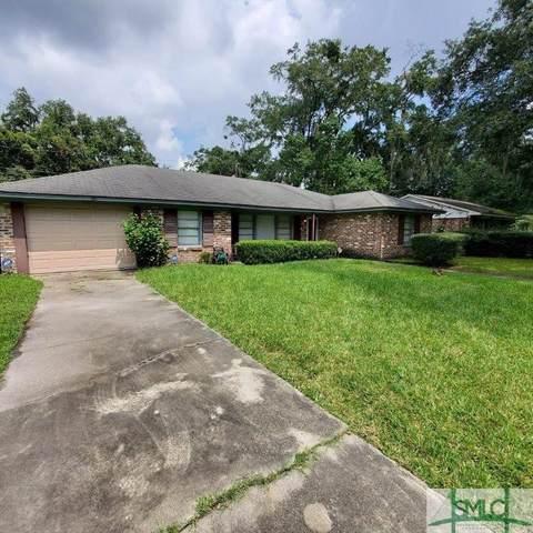 308 Tanglewood Road, Savannah, GA 31419 (MLS #256928) :: The Arlow Real Estate Group