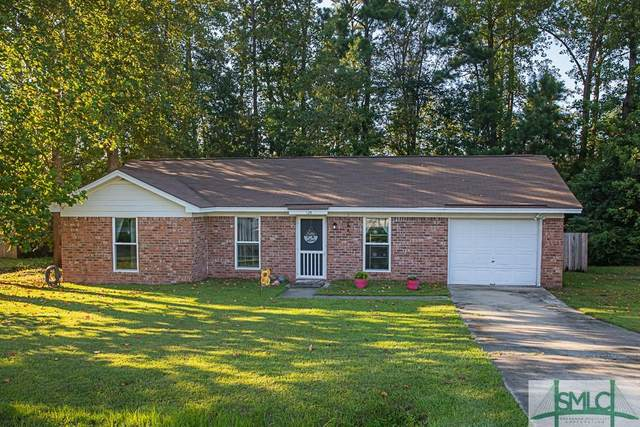 124 Mulberry Way, Rincon, GA 31326 (MLS #256932) :: Heather Murphy Real Estate Group