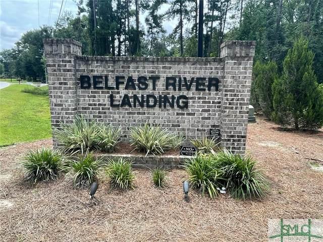 61 Maddy Way, Richmond Hill, GA 31324 (MLS #256936) :: Coastal Savannah Homes