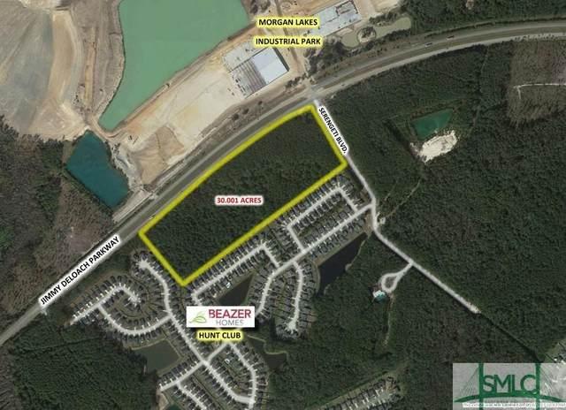 00 Jimmy Deloach Parkway, Pooler, GA 31322 (MLS #256944) :: Keller Williams Realty Coastal Area Partners