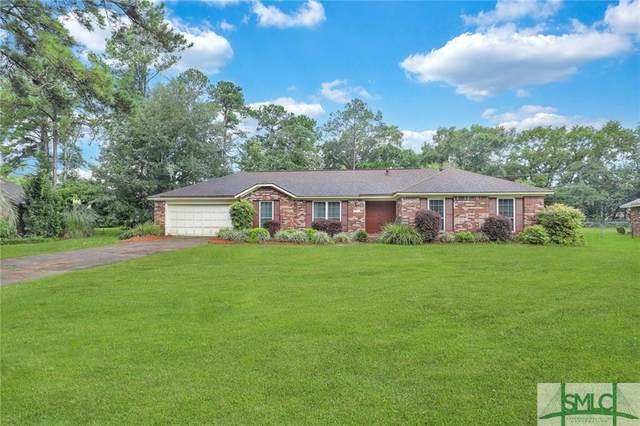 10615 Gray Fox Way, Savannah, GA 31406 (MLS #256955) :: Heather Murphy Real Estate Group