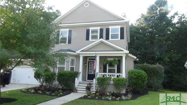 44 Cockle Shell Road, Savannah, GA 31419 (MLS #256962) :: Heather Murphy Real Estate Group