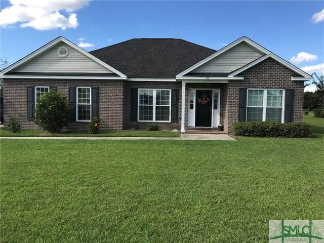 125 Wedgefield Way, Statesboro, GA 30458 (MLS #256963) :: Keller Williams Realty Coastal Area Partners