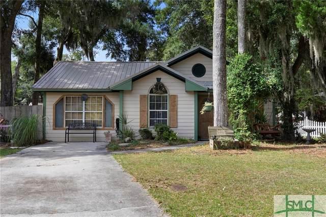 503 Pointe South Drive, Savannah, GA 31410 (MLS #256964) :: Teresa Cowart Team