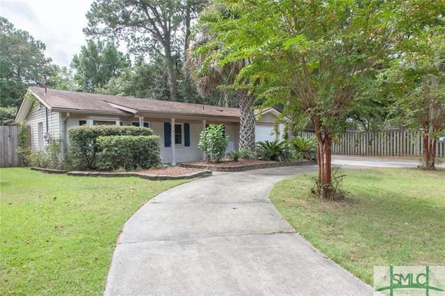 147 Port Royal Drive, Savannah, GA 31410 (MLS #256965) :: Keller Williams Realty Coastal Area Partners