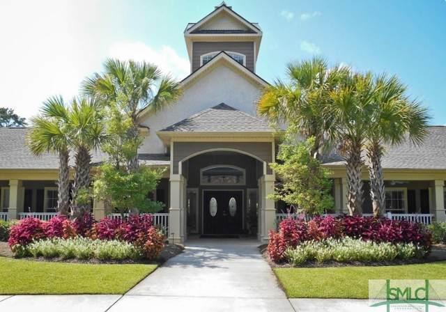 1307 Walden Park Drive, Savannah, GA 31410 (MLS #256975) :: McIntosh Realty Team