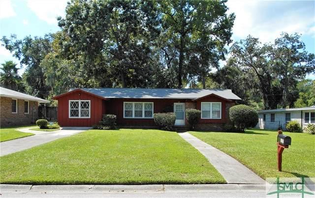 107 Juniper Circle, Savannah, GA 31419 (MLS #256977) :: The Arlow Real Estate Group