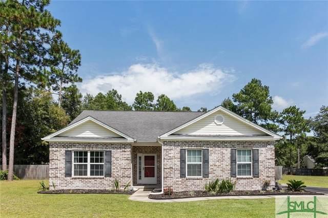 130 Buckfield Drive, Rincon, GA 31326 (MLS #256978) :: Heather Murphy Real Estate Group