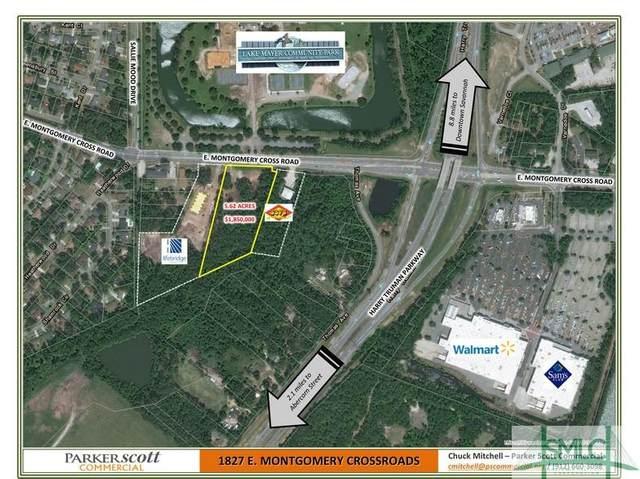 1827 E Montgomery Street, Savannah, GA 31406 (MLS #256982) :: Heather Murphy Real Estate Group