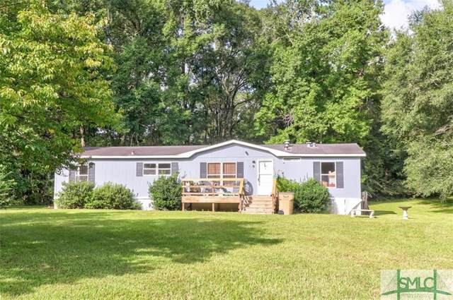 271 Hickory Circle, Springfield, GA 31329 (MLS #256989) :: McIntosh Realty Team