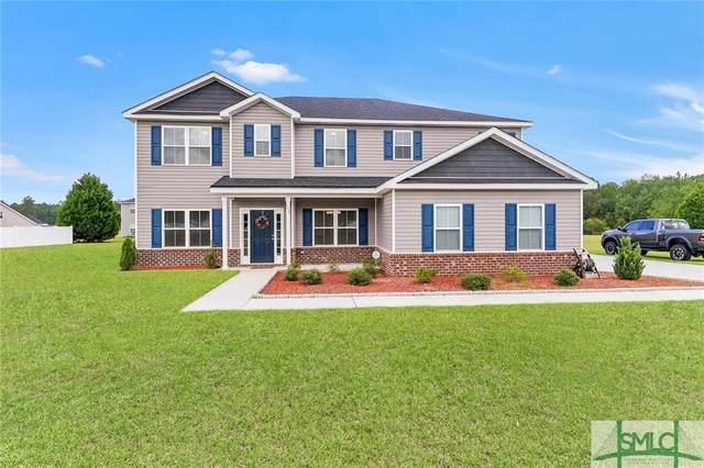 112 Taylor Drive, Guyton, GA 31312 (MLS #257002) :: Coastal Savannah Homes