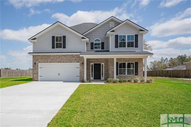 Lot 2 Groover Road, Ludowici, GA 31316 (MLS #257005) :: The Arlow Real Estate Group
