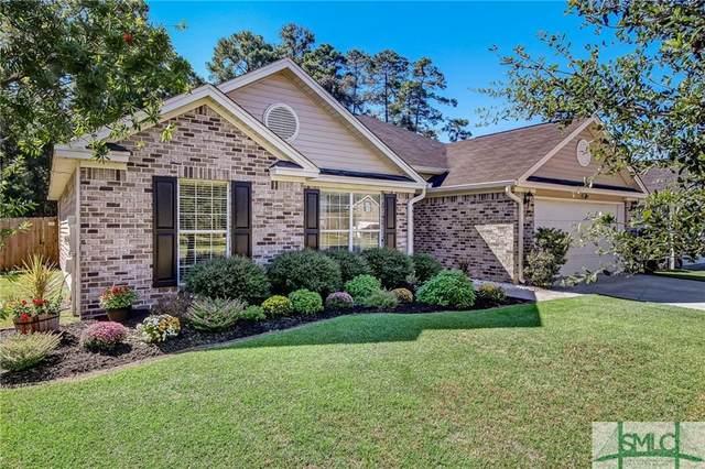 17 Carlisle Lane, Savannah, GA 31419 (MLS #257012) :: Keller Williams Coastal Area Partners